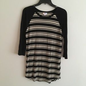 Lularoe striped randy
